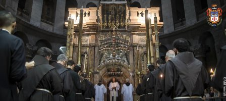 La Semaine Sainte sur les Lieux Saints