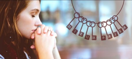 Comment prier ? Avec croire.com