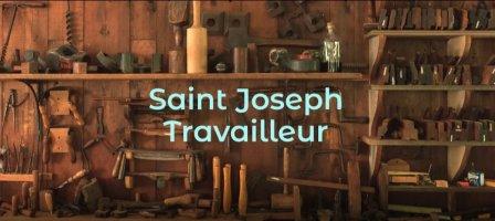 Prions Saint Joseph dans nos soucis de travail