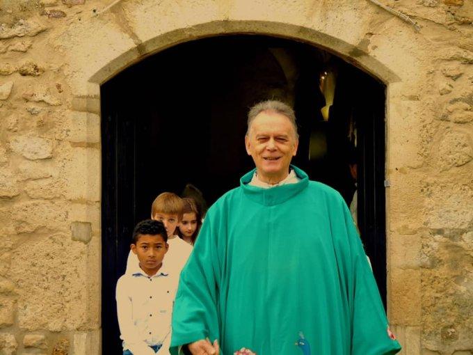 Aujourd'hui le Père Marc aurait fêté ses 49 ans de sacerdoce !