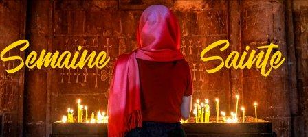 Vivez la semaine Sainte avec les Chrétiens d'Orient