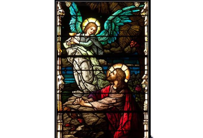 ''La passion corporelle de Jésus'', jusqu'au tribunal de Pilate.