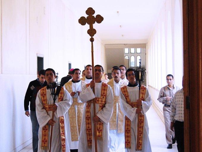 Lundi dans l'octave de Pâques : priez avec les coptes catholiques