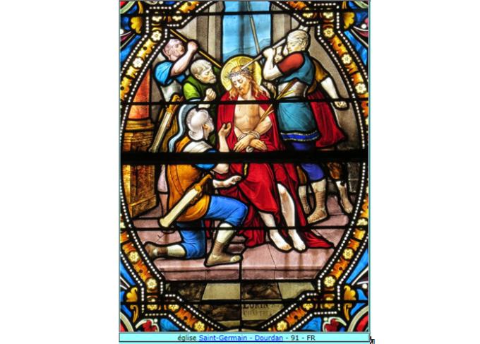 ''La passion corporelle de Jésus'', jusqu'à la Crucifixion