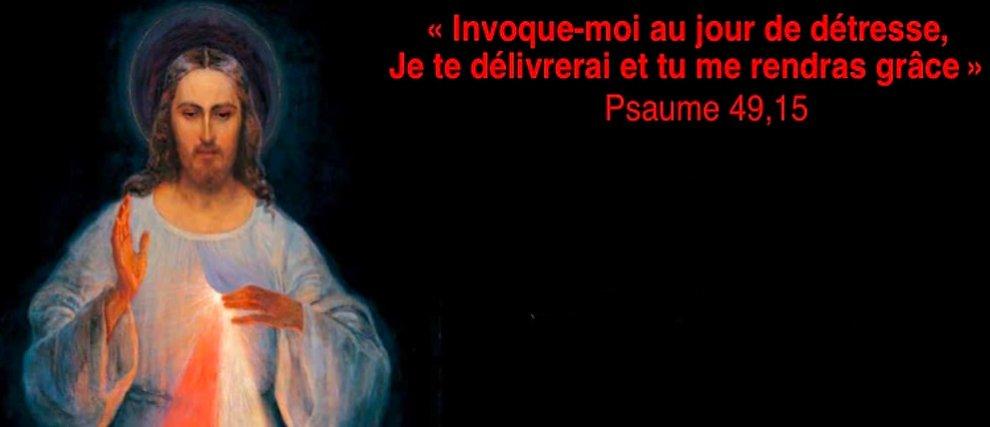 15H en DIRECT/Les vendredis de la Miséricorde: chapelet médité - Hozana