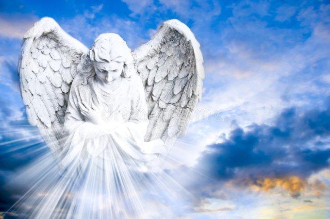 « Qui es-tu mon Bon Ange gardien, toi à qui la Providence m'a confié(e) ? »