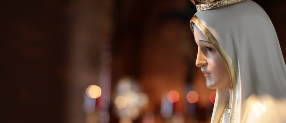 Prions avec notre-dame de Fatima