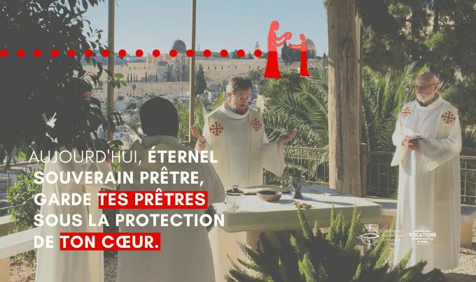 Jour 7 - Prions pour les prêtres