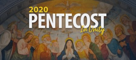 Unity for Pentecost 2020