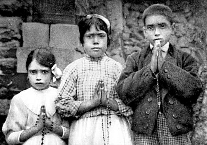 Intermède du 13 mai 2020 : Fête de Notre-Dame de Fatima… et canonisations !