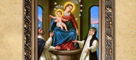 Grande neuvaine à la Reine du Rosaire de Pompéi
