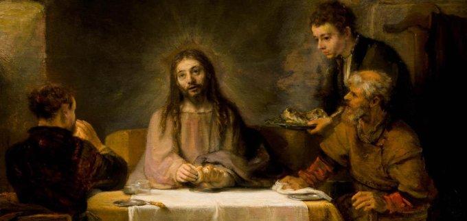 Regarder Jésus pour apprendre à prier - LD du Dimanche VII de Pâques