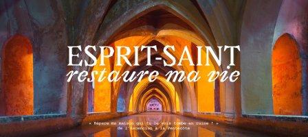 Viens Esprit Saint sur nous (vie, famille, Eglise, Création)