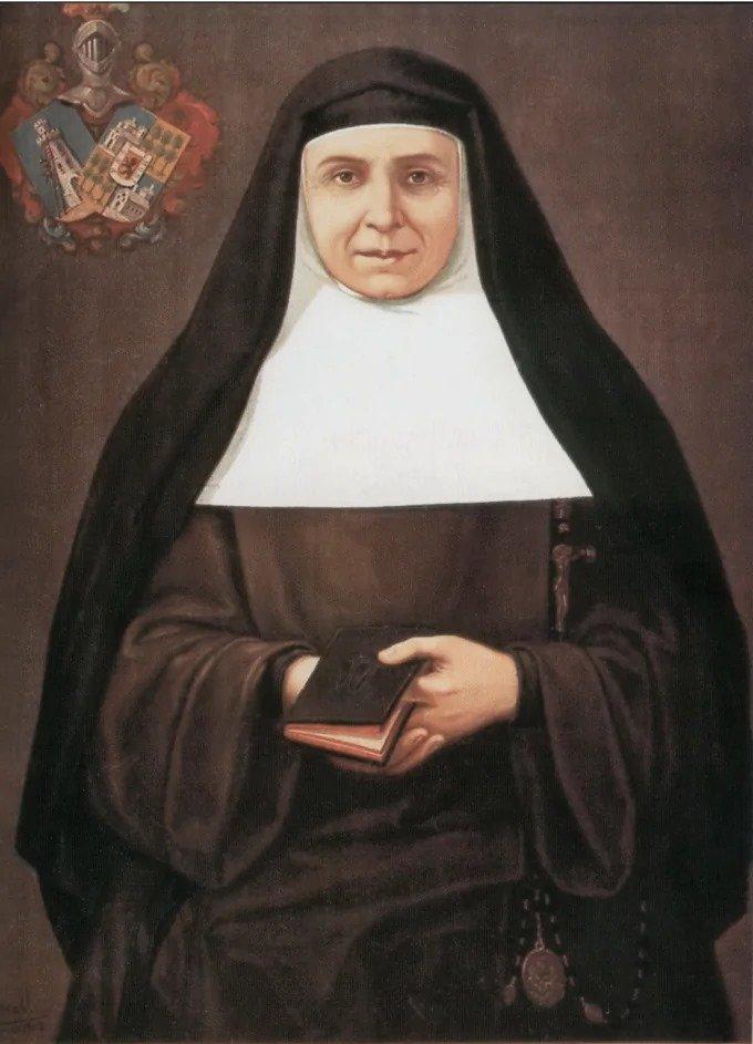 Sainte Joaquina de Vedruna