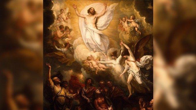 L'Ascension de Notre Seigneur
