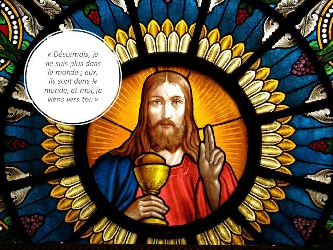 Vers la Pentecôte - Dimanche VII : confinement et déconfinement !