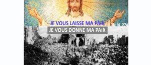Prions pour la Paix en ce mémorial du 8 mai 1945