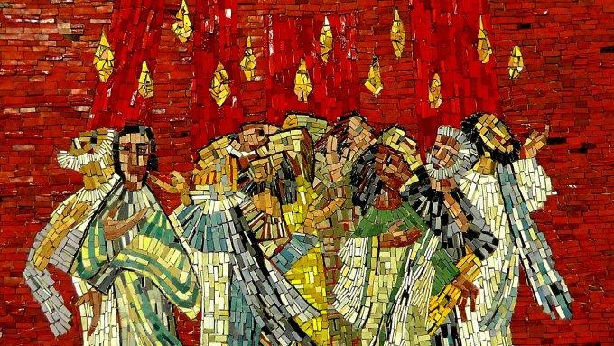 Méditation du 31 mai 2020 - Pentecôte