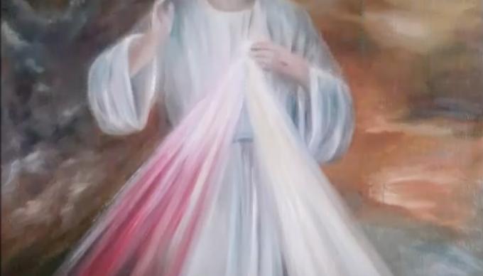 Ma Fille, dis que je suis l'Amour et la Miséricorde en personne !