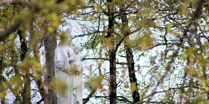 Saint Antoine et l'Annonciation
