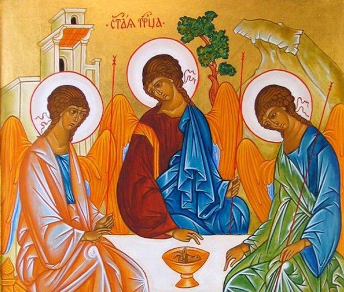 4eme JOUR : L'Eglise est le mystère de la Trinité