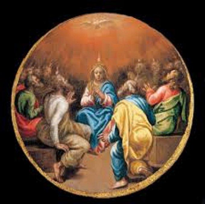 Demandons à l'Esprit-Saint de venir en aide à tous les malades du Monde