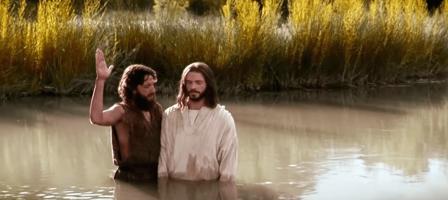 João Batista, agente da mensagem de Deus