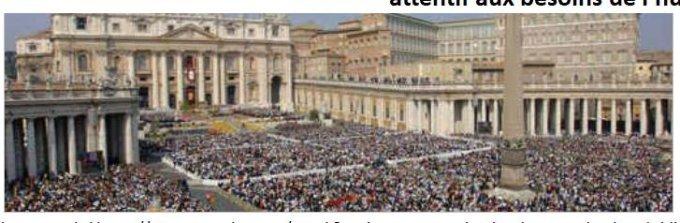 Jour 9 - Un réseau de prière et de service attentif à l'humanité