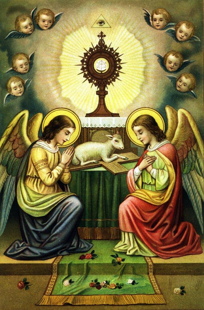 La Prière de Sainte Marguerite-Marie Alacoque