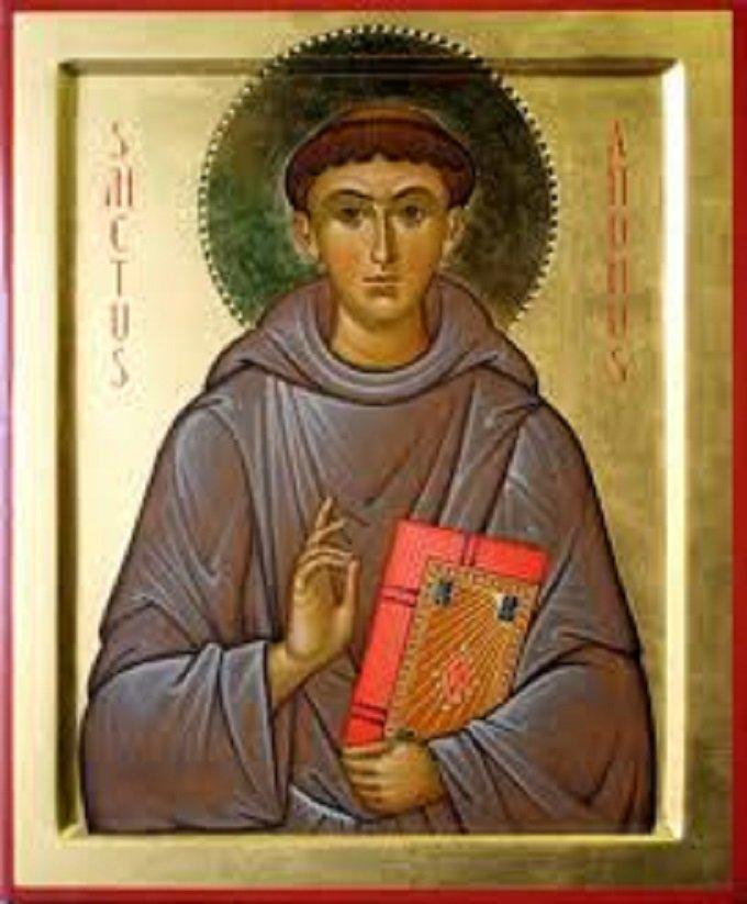 Prions avec Saint Antoine de Padoue