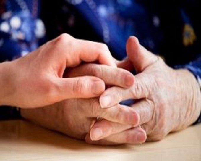 Prions pour tous nos malades, particulièrement tous les papas du monde