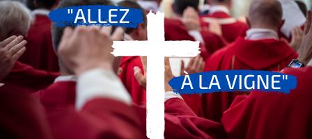 Prions pour les futurs diacres et prêtres