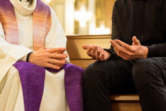 L'âme ne peut pas agir seule, elle doit suivre le conseil d'un confesseur