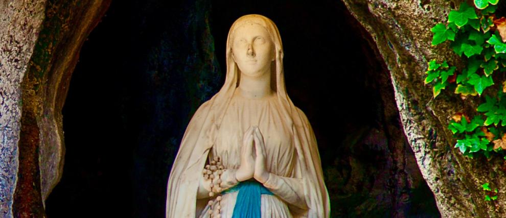 Neuvaine pour la 18ème apparition de Notre-Dame de Lourdes