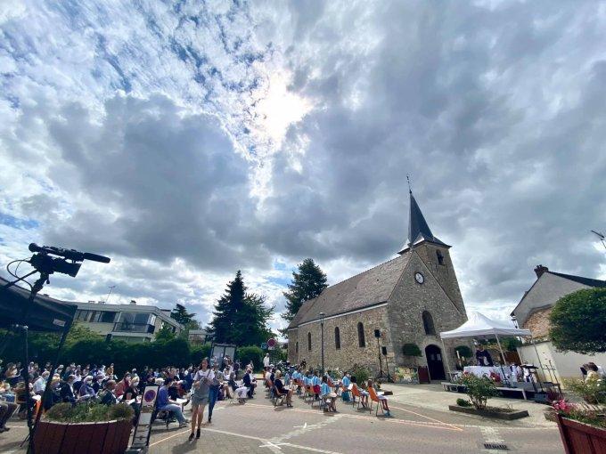 Retour sur la célébration du 20 Juin en mémoire du Père Frasez