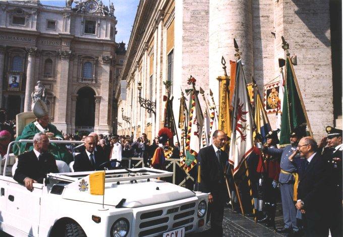 Jean Paul II en était persuadé, la paix aura le dernier mot ...