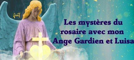 Mystères de la neuvaine à mon Ange Gardien