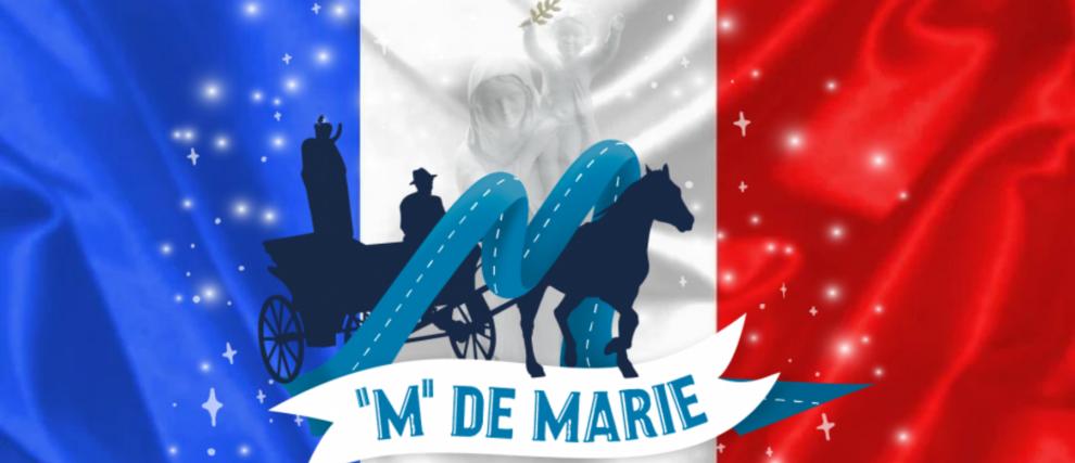 Neuf jours avec Marie pour la France - M de Marie