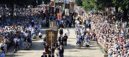 Neuvaine pour honorer Ste Anne fêtée le 26 juillet