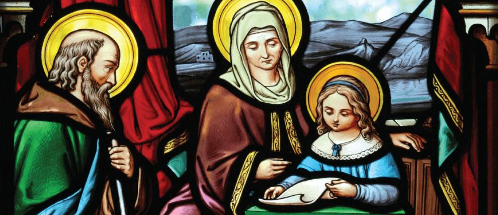 Une semaine avec sainte Anne pour devenir une femme, une vraie