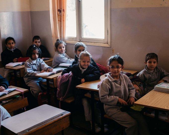 Prions pour les écoles du Liban
