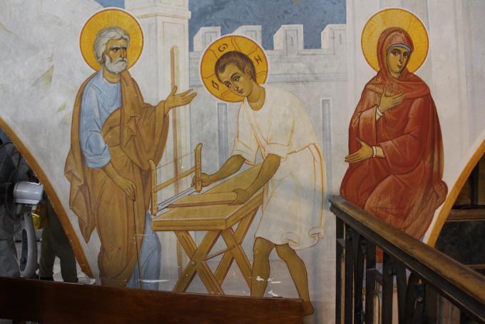 Avec le Pape François, prions pour les familles