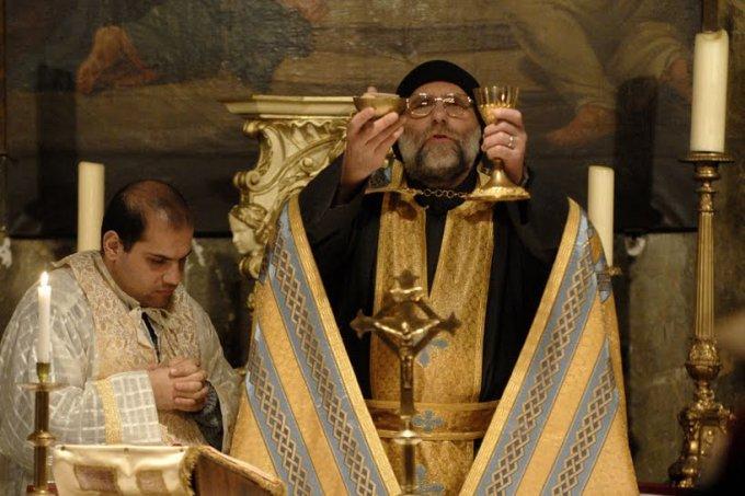 Prions pour le père Jacques Mourad, enlevé par Daesh