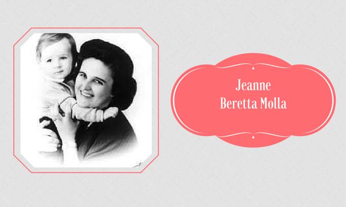 Jour 1 : Le don de la vie - Sainte Jeanne Beretta Molla