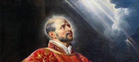 9 jours pour découvrir les Exercices Spirituels de st Ignace !
