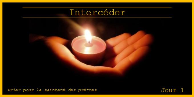 Intercéder