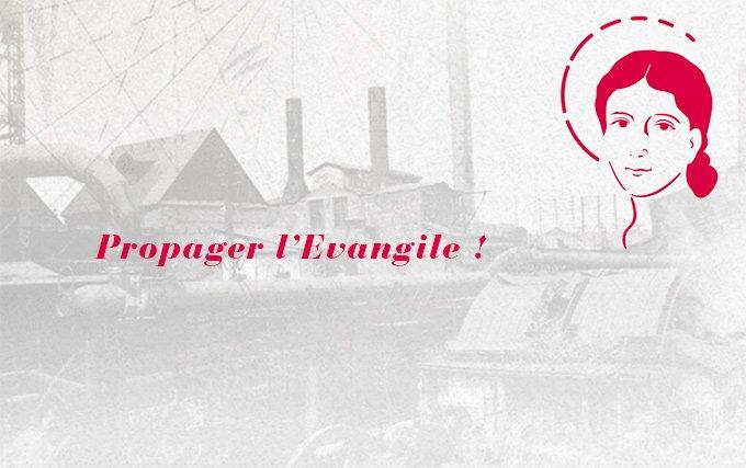 Jour 9 - Propager l'Evangile !