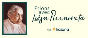 Prions avec Luisa Piccarreta