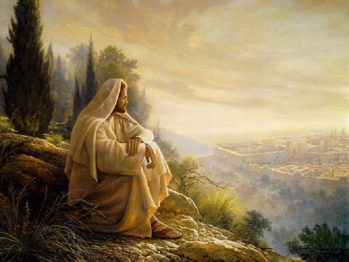 Que c'est triste Jésus, de voir cette grande indifférence et cette ingratitude