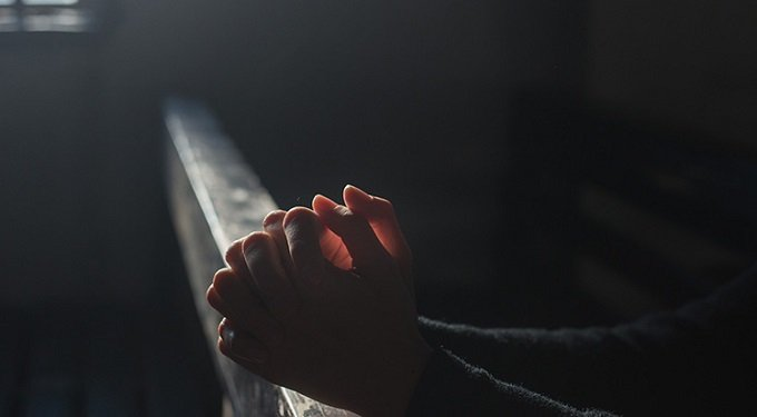 Je compris qu'une âme me demandait de prier pour elle